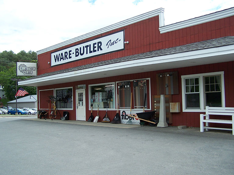 Ware Bulter Inc Maine Lumber Yard Amp Building Supplies
